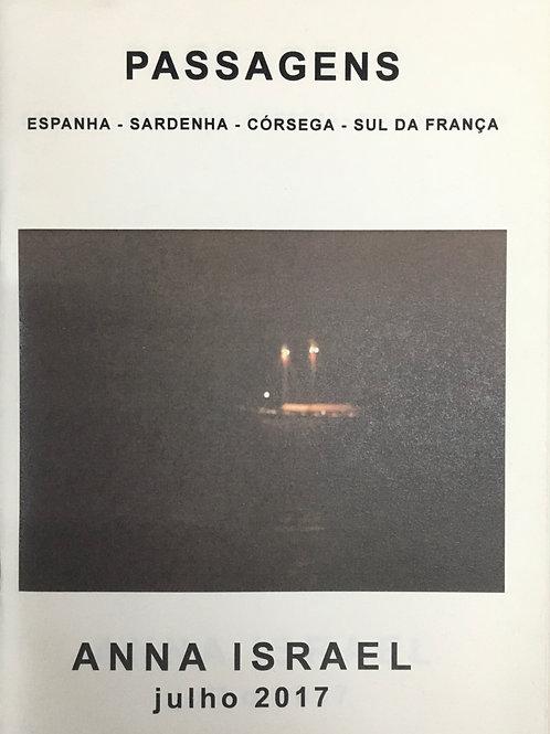 Passagens: Espanha - Sardenha - Córsega - Sul da França, 2017