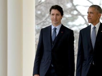 Obama endorses Trudeau for election