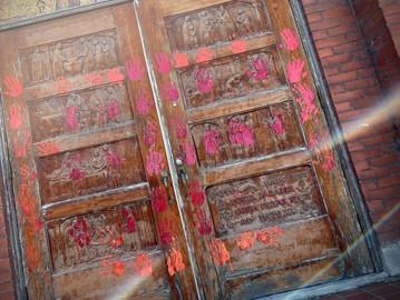 Ten Alberta churches vandalized on Canada Day