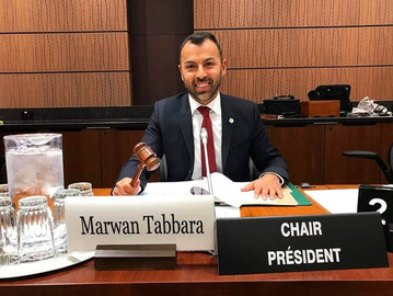 Former Liberal MP Marwan Tabbara pleads guilty to attack on girlfriend, gets no jailtime
