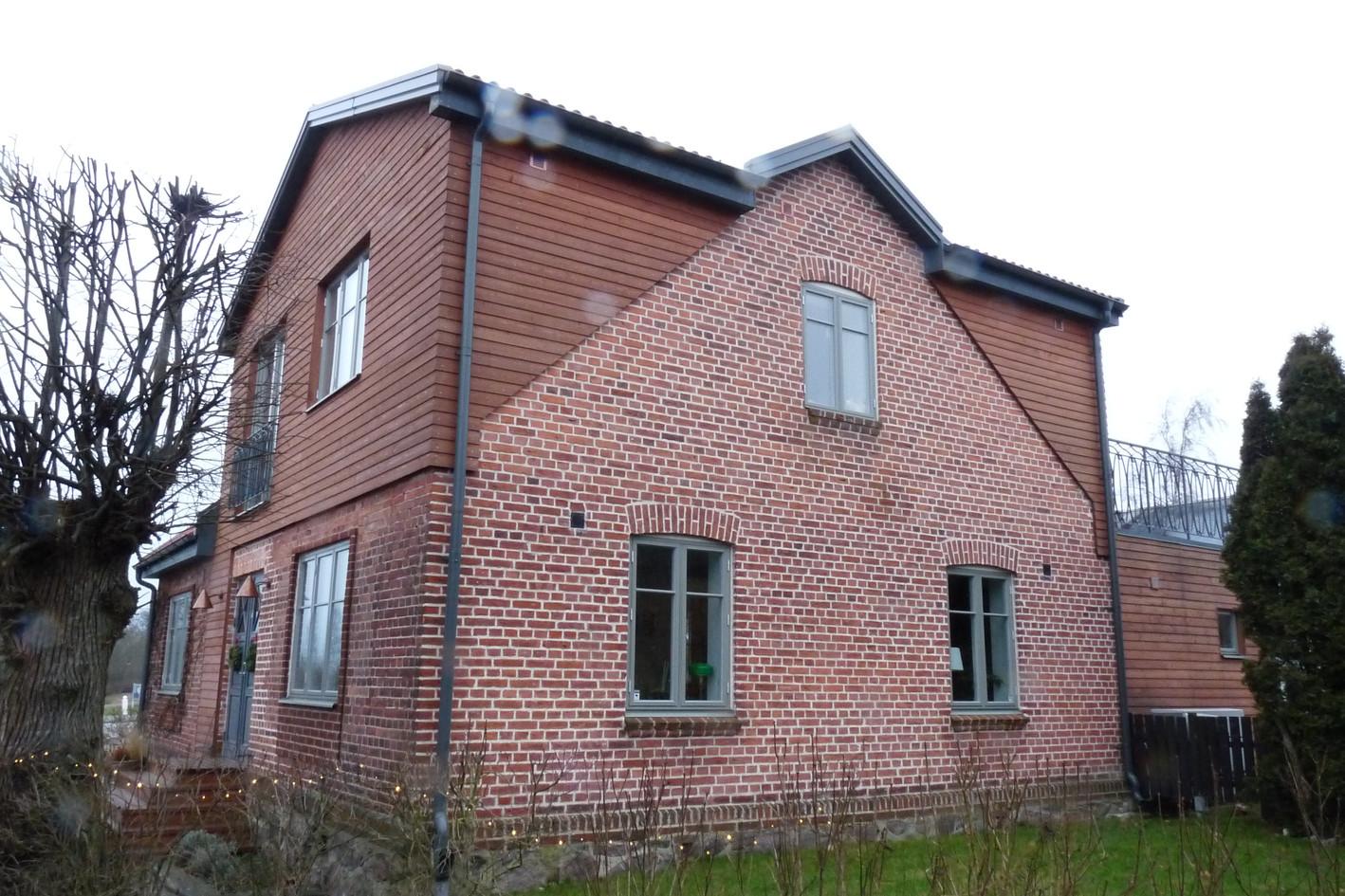 Billeberga-Ombygnad av bostad-Gavelfasad-2018