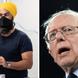 BREAKING: Bernie Sanders endorses NDP leader Jagmeet Singh