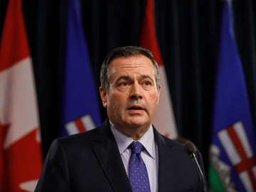 Kenney rejects calls for lockdown on radio interview