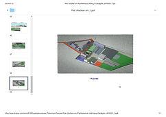 Illustration av blivande samlada bebyggelse.