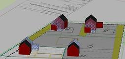 Föreslagna volymer på nyblivna fastighetr
