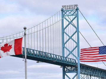 U.S. extending land border restrictions with Canada another 30 days