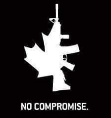 """""""Never Give Up Your Guns:"""" Never Compromise!"""