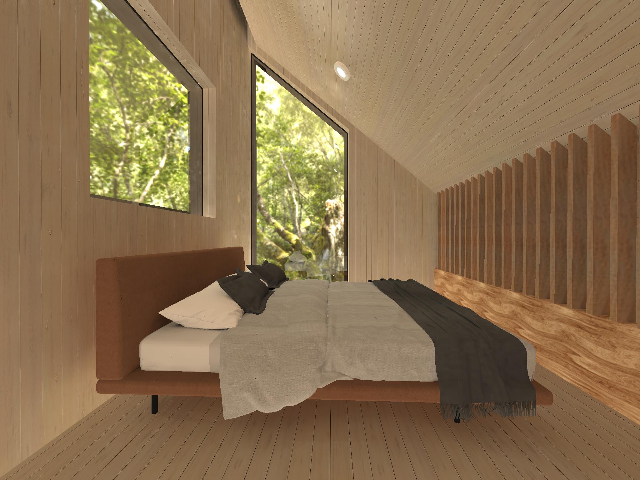 RAW_HOUSE_interiör-sovrum