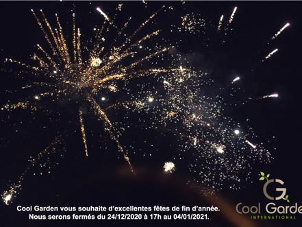 Bonnes fêtes à tous