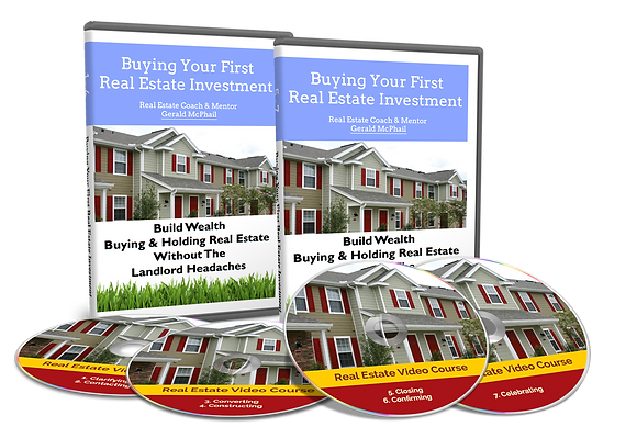 How To Buy Your First Real Estate Investment