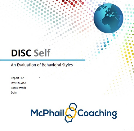 Personal DiSC Assessments