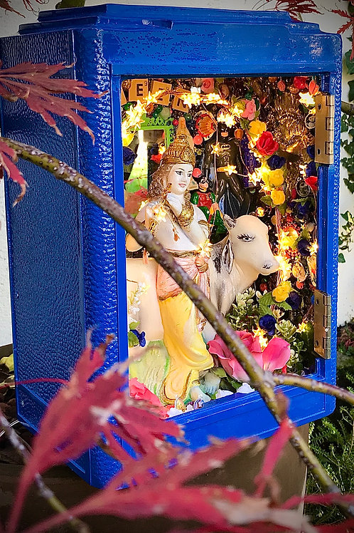 "Mail box "" Krishna"""