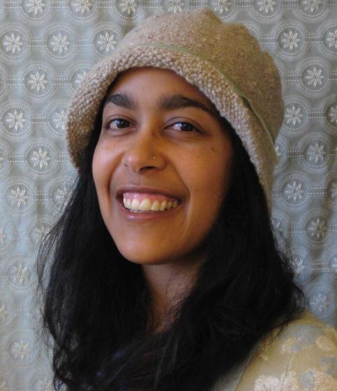 Linen Stitch Tweed Hat