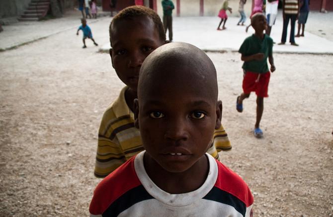 Haiti's Naked City