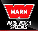 Warn Winch Specials and Sales at Flex Point Off Road in Redding California 530-244-7709