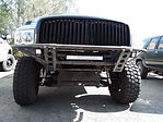 Custom Built FXP 2005 Dodge Ram Truck Bumper built at Flex Point Off Road in Redding California