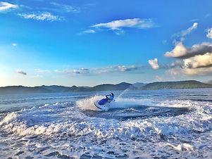 Jetski for rent Coron Palawan Watersports