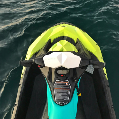 Try the Spark at Royal Island Watersports