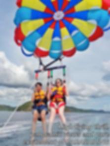 Parasailing Coron Palawan Watersports