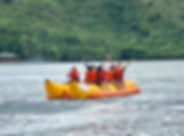 Banana Boat Coron Palawan Watersports