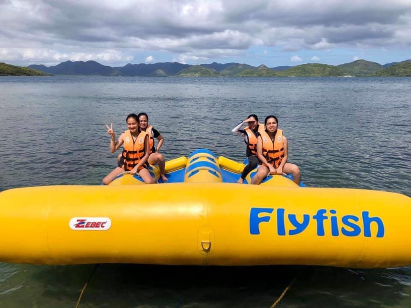 Flyfish at Royal Island Watersports