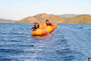 Discoboat coron palawan watersports