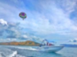 Parasail Coron Palawan Watersports