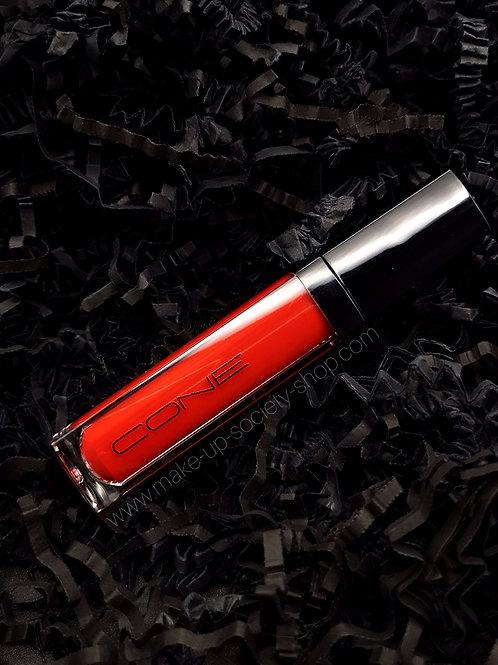 CONE - Velvet Matte Liquid Lipstick - Fire Red LL06