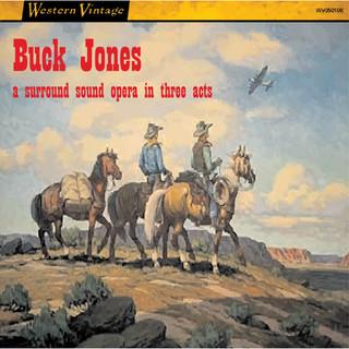 Buck Jones Cover