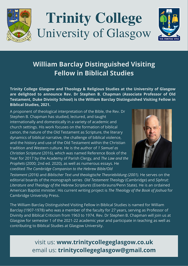 Announcement of Barclay Fellowship.png