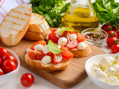 3 ideas de recetas de pan con aceite de oliva y pan conmermelada AOVE