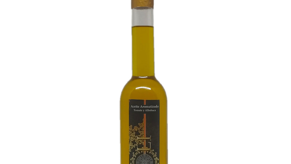 Aromatisiertes natives Olivenöl extra