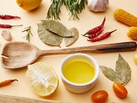 5 tipos de aceite de oliva virgen extra aromatizado