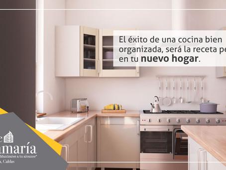 7 tips para organizar tu cocina!