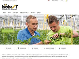 Webshop Biobest Nederland is live