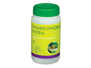 Sphaerophoria-system: Nieuwe draagstof