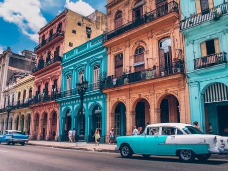 Island artists set for Cuba