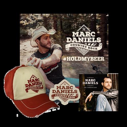Marc Daniels - #HOLDMYBEER Premium Bundle