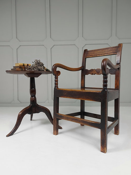 18th Century Vernacular Armchair