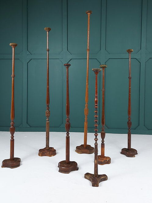 Late 19th/Early 20th Fentury Hat Display Stands