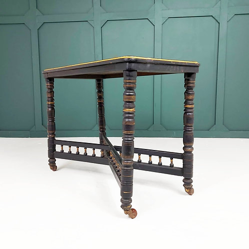 Asthetic Movement Console Table