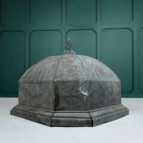 Bronze Font Dome