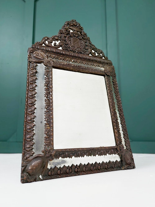 19th Century Cushion Wall Mirror