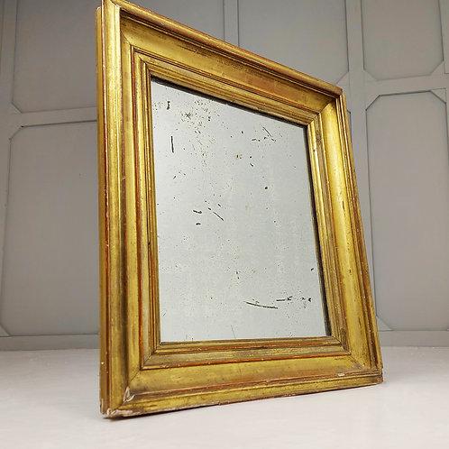 19th Century Mercury Mirror