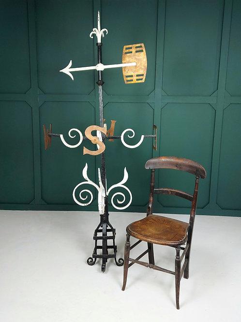 Large Victorian Weather Vane