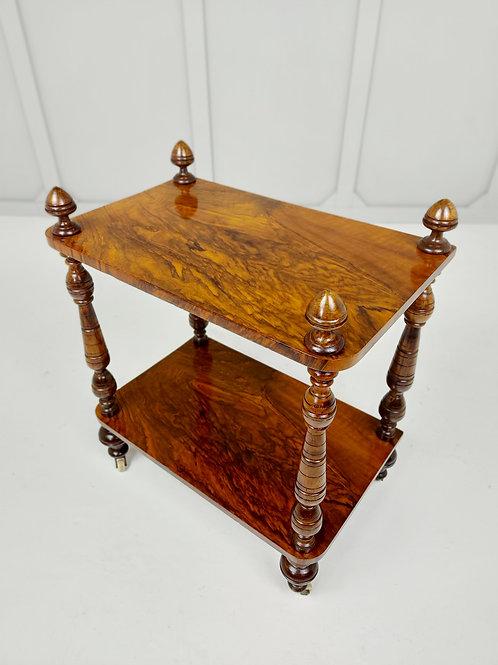 19th Century Rosewood Whatnot