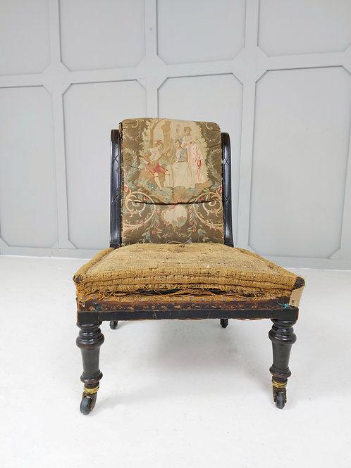 Napoleon III Bedroom Chair