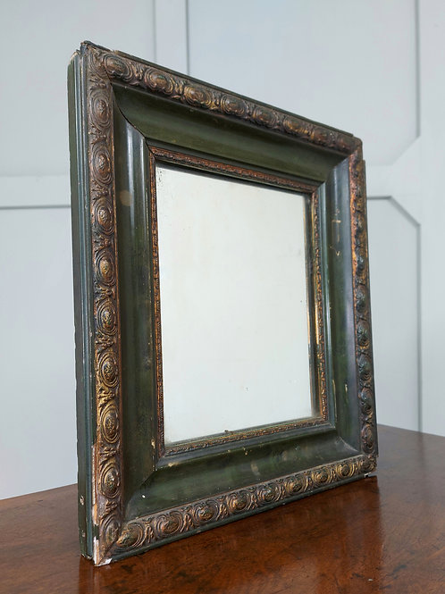 Victorian Gesso Mirror