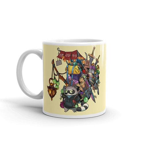 Travelling Merchant Mug
