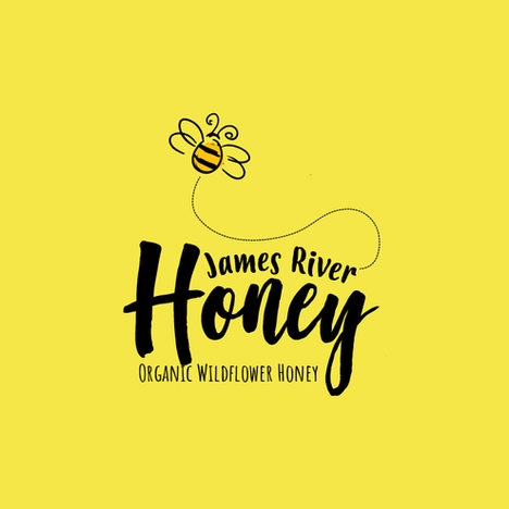 Contract | Honey logo/label design